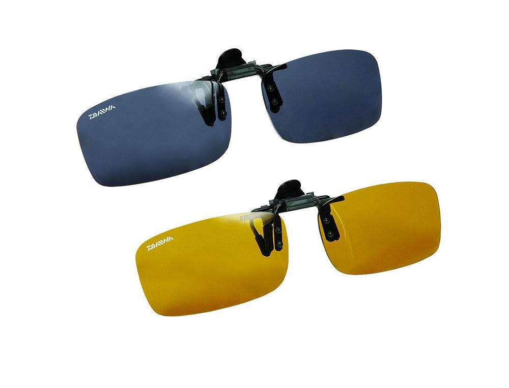 Clips Daiwa pour lunettes polarisantes - Integral Pêche ce24b4241244