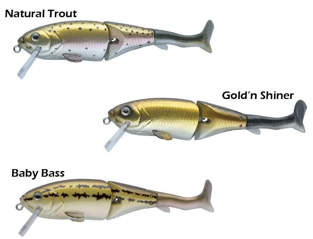 Leurre Swimbait River2sea Woodn Minnow 16 Cm Integral Pêche
