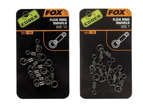 Emerillon Fox Flexi Ring Swivels