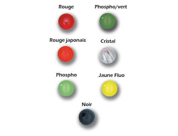 Perles 5 mm dures Delalande