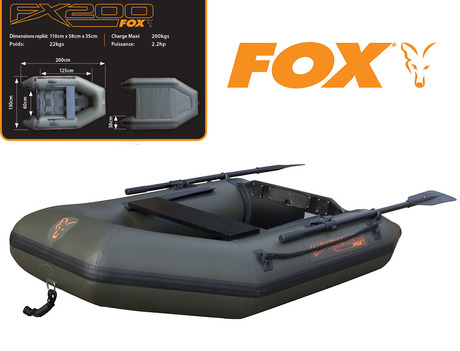 Bateau gonflable Fox FX200 Inflatable Boat