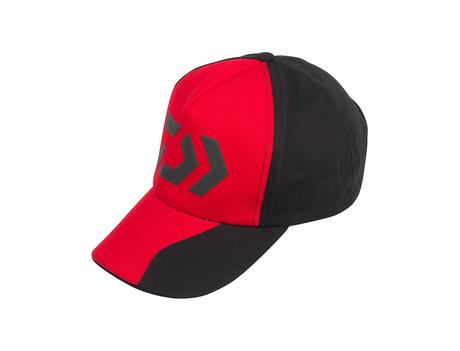 Casquette Daiwa Noir et Rouge