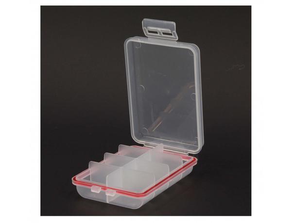 Mini Boîte étanche Scratch Tackle 8 cases