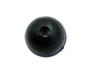 Perle souple 10mm Black Cat