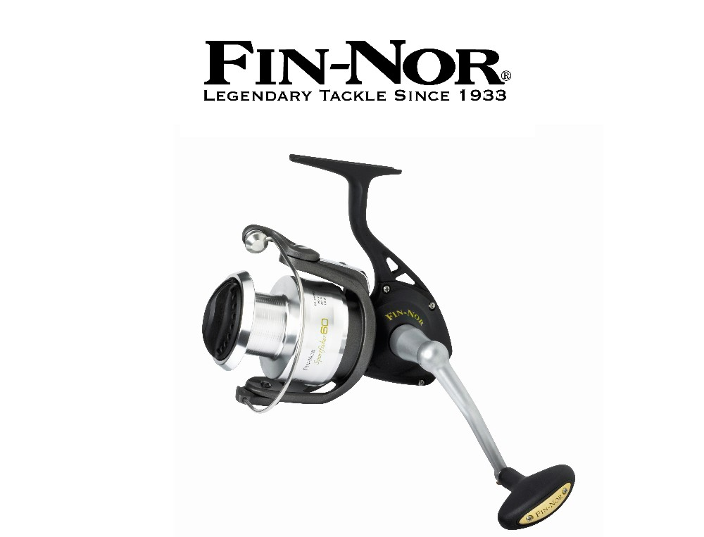 Moulinet Fin-Nor Sport Fisher.