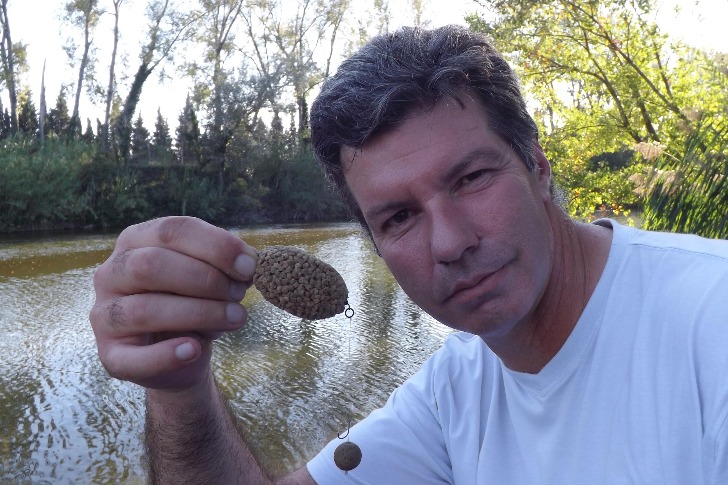 pêche au method feeder So British.