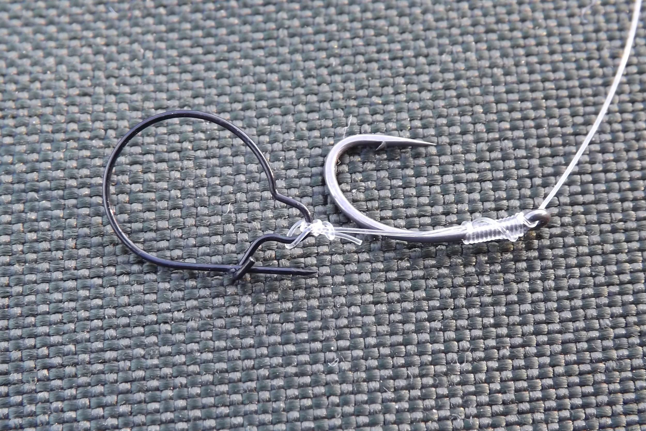 method feeder et clip maggot