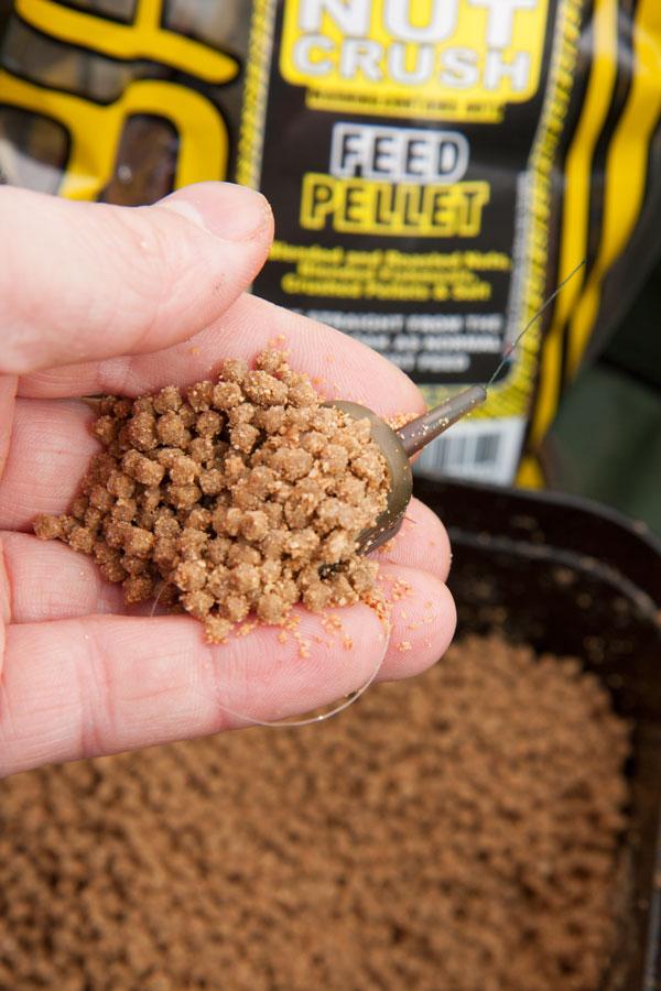 Les feed pellets Sonubaits sont d'une grande polyvalence.