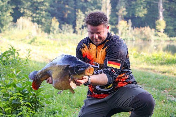 pêche carpe bouillettes