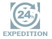 Expédition en 24h